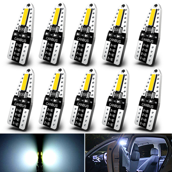 A Pack T10 W5W Led Bulb Auto Interior Car Lights LED for BMW E46 E53 E90 E82 E60 X3 E83 E91 Touring X5 E70 X6 E71 E36 Coupe F25 image