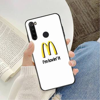 McDonald's MetroCard shockproof Phone Case For Redmi 5 6 5plus 6Pro 6A S2 4X Redmi 7 7A 8 note 7 5 5A 8Pro note 8T cover image