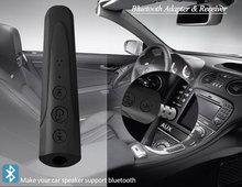 Bluetooth 4.2 אודיו מקלט רכב ערכת 3.5mm שקע AUX Bluetooth מוסיקה שידור דיבורית מקלט רכב Accseories