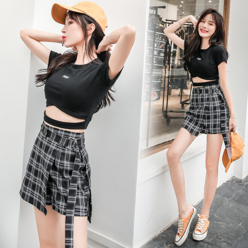 2019 Summer Wear New Style Korean-style Hepburn Western Style By Age Playful Elegant Very Fairy France Small Numerous Net Red Tw