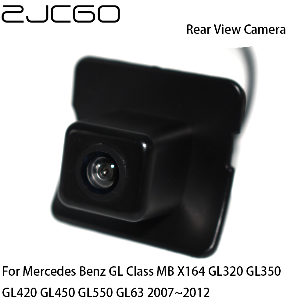 ZJCGO CCD HD Car Rear View Reverse Back Up Parking Camera For Mercedes Benz GL Class <font><b>MB</b></font> <font><b>X164</b></font> GL320 GL350 GL420 GL450 GL550 GL63 image