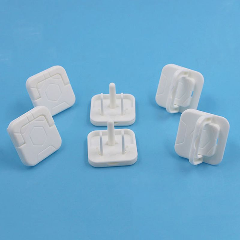50 Pcs/pack New American Standard Socket Cover Children Kids Anti-electric Shock Sockets Protection Covers X5XE