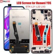 LCD Display für Huawei Y9S STK-L21 L22 LX3 Lcd Digitizer Touch Display Test Bildschirm Ersatz für Huawei Y9S P Smart pro 2019