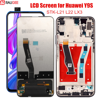 LCD Display for Huawei Y9S STK-L21 L22 LX3 Lcd Digitizer Touch Display Test Screen Replacement for Huawei Y9S P Smart Pro 2019
