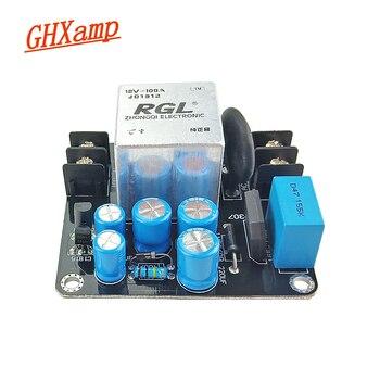 GHXAMP-fuente de alimentación para amplificador de Audio, placa de arranque suave de alta potencia 100A, relé de alta corriente para clase A 1969, 1500W, 1 ud.