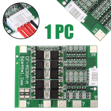 4S 30A 12V Li-ion Lithium 18650 Battery BMS PCB Protection Balance Board For LiFePo4 LiFe Integrated Circuits Electronic Module deligreen 4s 35a 12v bms for lithium ion battery pack lifepo4 18650 rechargeable battery with balance function