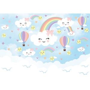 Image 4 - Funnytree Fotografie Vliegtuig Hot Air Ballon Beer Adventure 1st Verjaardag Foto Achtergrond Baby Shower Jongen Party Photozone Deco