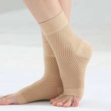 Ankle-Socks Brace Support-Arch Compression Unisex 1-Pair Foot-Sleeve Anti-Fatigue Pain-Relief