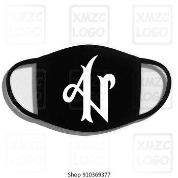 Camiseta Negra Adexe Y Nau Logo, 100, Tallas S, M, L, Xl,...