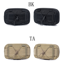 Pouch Waist-Bag-Tools Extension-Pocket Molle-Belt Hiking-Accessories First-Aid Tactical-Cellphone