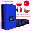 1KW 1000 W Batterie Entladung MPPT Solar Grid Tie Inverter mit Limiter Sensor DC22-65V/45-90 V AC 110 V 120 V 220 V 230 V 240 V
