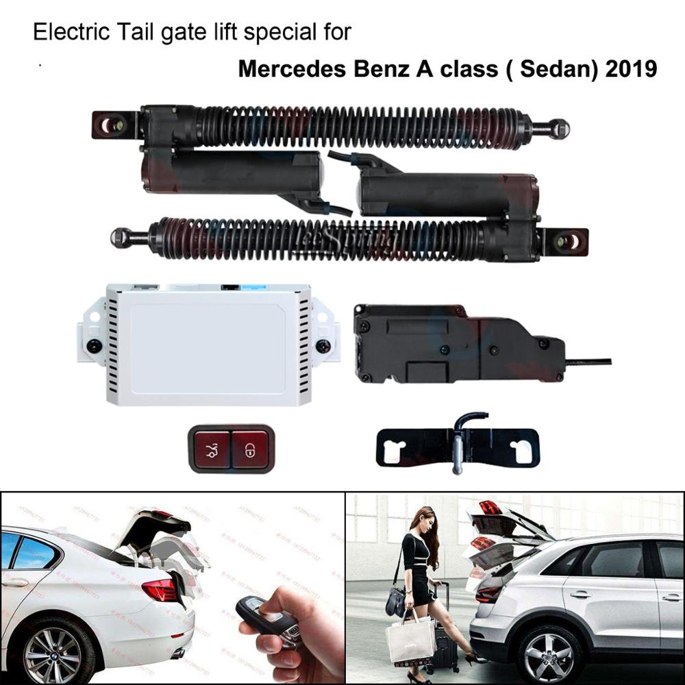 Car Electric Tail Gate Lift Special For Mercedes Benz A Class ( Sedan) 2019 Easily For You To Control Trunk