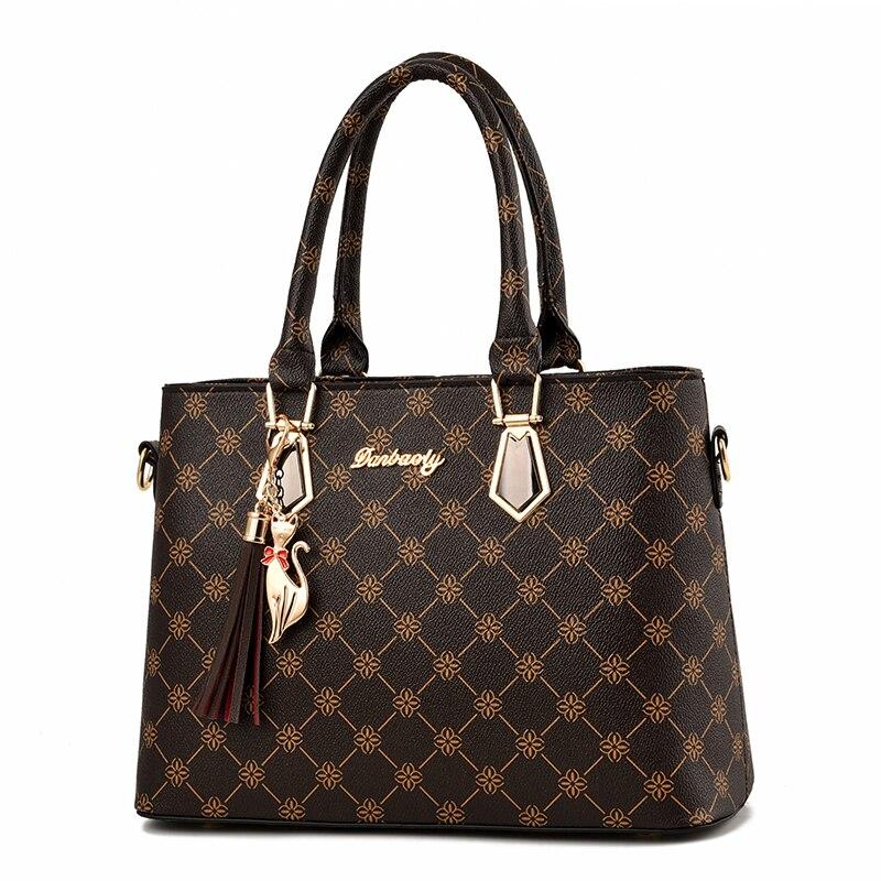 Женская сумка 2020, сумки, сумка для девушек, женские кожаные сумки, сумка-тоут, сумки через плечо, женские сумки Cannon YUEBAO9501