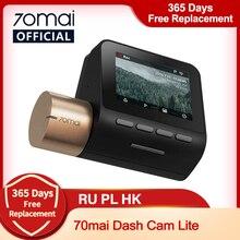 70mai Dash Cam Lite 1080P 2'' LCD Screen 70 mai Cam Lite 24H Parking Monitor 1080P 130FOV Night Vision 70MAI Wifi Car DVR