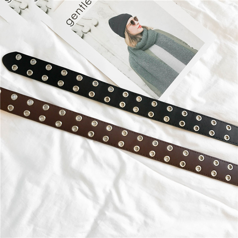 Punk Fashion Belt 2