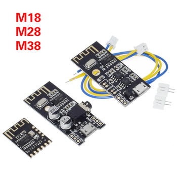 MH-MX8 placa decodificadora de MP3 Bluetooth 4,2 Audio 5,0 Modul Verlustfreie estéreo bricolaje reparación Lautsprecher Hohe fidelidad HIFI M18 M28 M38