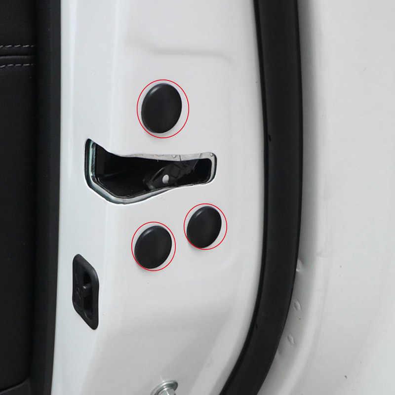 Cửa Xe Ô Tô Tạo Kiểu Vít Vỏ Bảo Vệ Chống Thấm Nước Cửa Ốc Vít Miếng Dán Cho Xe Hyundai Solaris IX35 IX25 Xe Tucson Phụ Kiện