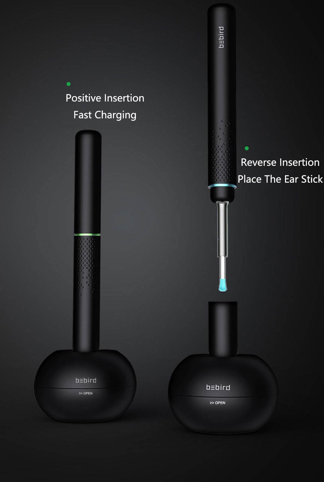 Bebird M9 Pro, el limpiador de oídos top ventas gracias a Xiaomi