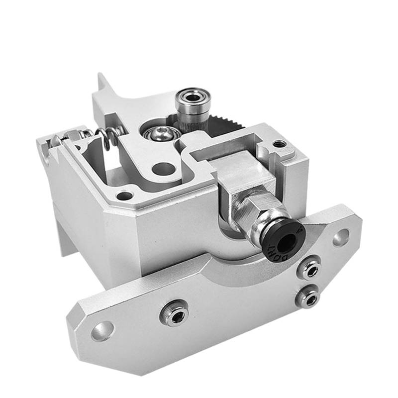 Replacement Parts for 3D Printer All Metal Upgraded Extruder 1.75mm for Artillery Prusa I3 MK2 Titan