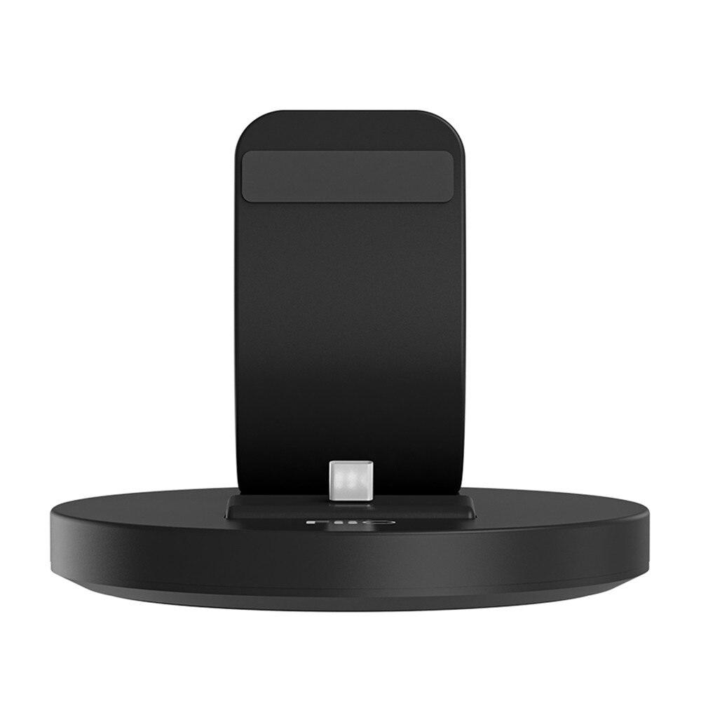Tüketici Elektroniği'ten MP3 Oynatıcılar ve Amplifikatör Aksesuarları'de Çok fonksiyonlu tip c şarj standı standı tutucu Fiio M11 M11 PRO M6 M7 M9 müzik çalar şarj standı istasyonu