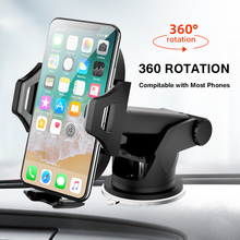 Windshield Gravity Sucker Car Phone Holder For iPhone Samsun