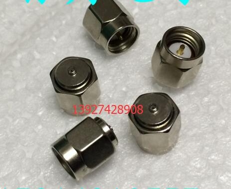 SMA/IPX4 Generation Stainless Steel RF Test Head SMA/IPEX-JJ Male To Male RF Adapter