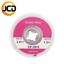 Work-Tools Desoldering Braid-Welding JCD Wires Cord-Flux Lead-Tin