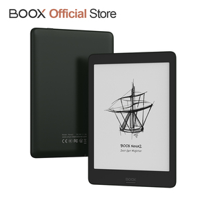 BOOX Nova2 7.8 + Free Accessories , Android 9.0 Front Light Dual Touch USB OTG E-Reader ePaper Eink Tablet(China)
