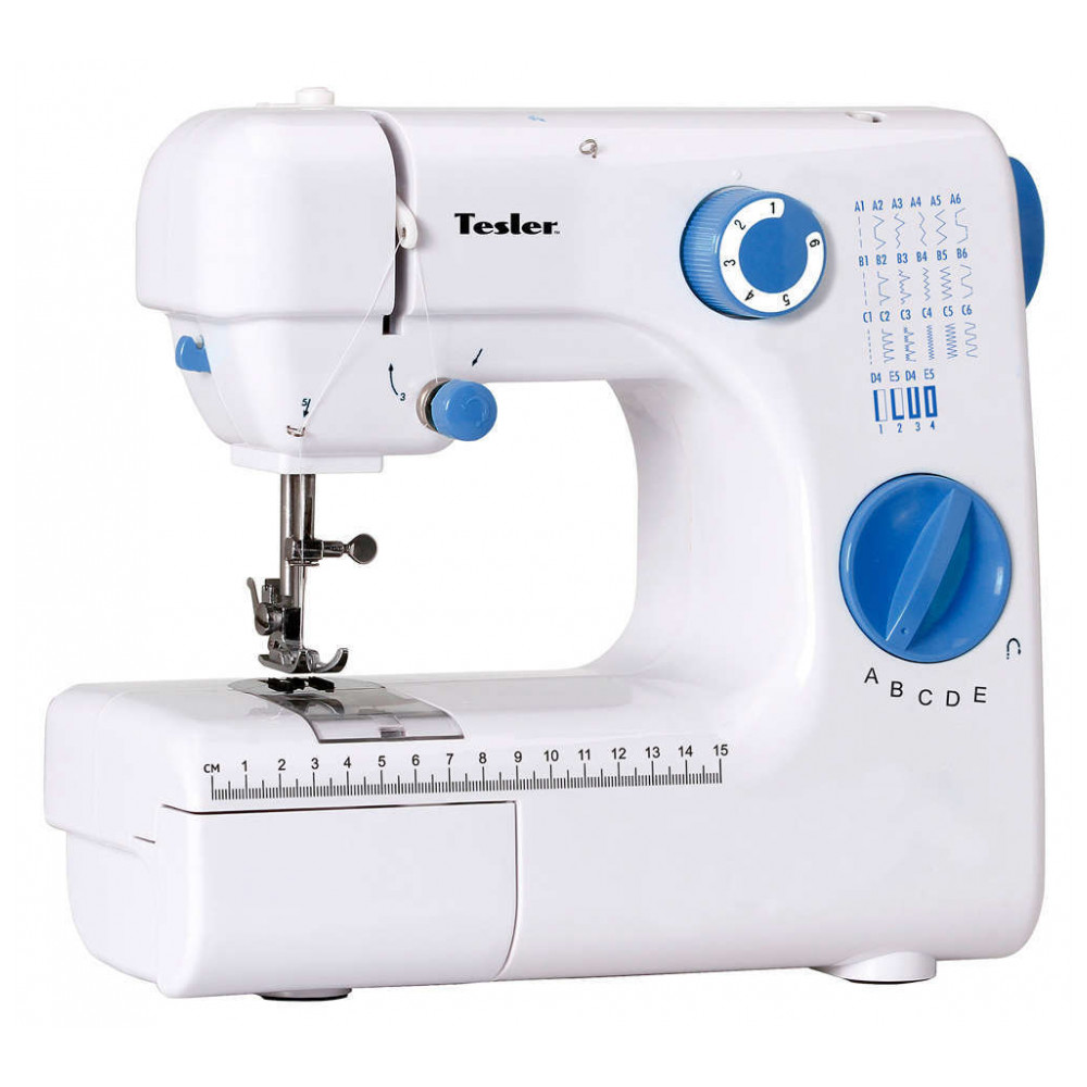 Home & Garden Arts,Crafts & Sewing DIY Apparel Sewing & Fabric Sewing Machines Tesler 787795