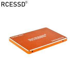 RCESSD Metal SSD 360GB 240GB 120GB 480GB 960GB 1TB SSD 2.5 Hard Drive Disk Disc Solid State Disks 2.5