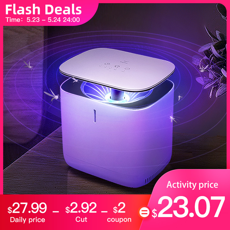 YAGE Mosquito Killer Racket Insect Killer Eletronico Mosquito Killer Lamp Mosquito Flying Trap Bug Zapper Light Repellent Lamp