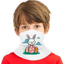 2021 new rabbit multi-function scarf gothic boys/girls multi-function scarf rabbit Vibrator adult/children scarf