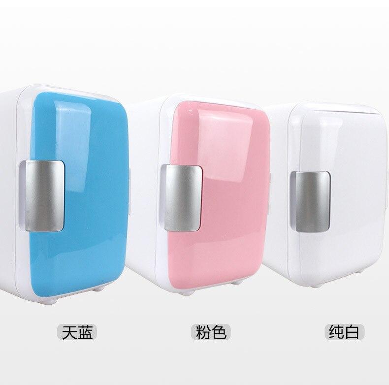 Calefator do refrigerador de 12v universal voertuig onderdelen da c.c. 12v mini koelkast koelkast do auto vriezer 4l de draagbare mini