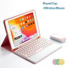 Клавиатура для планшета с мышью ipad pro 11 air 1 2 97 дюйма