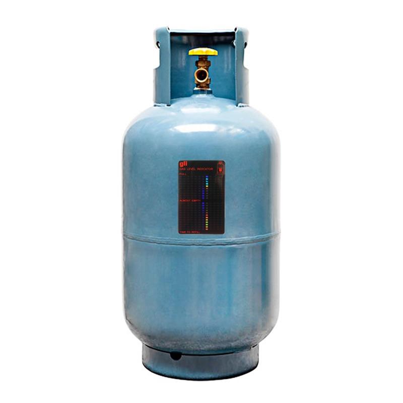 Nouveau Propane Butane GPL-Carburant réservoirs de gaz indicateur de niveau magnétique Gabarit Caravane pot
