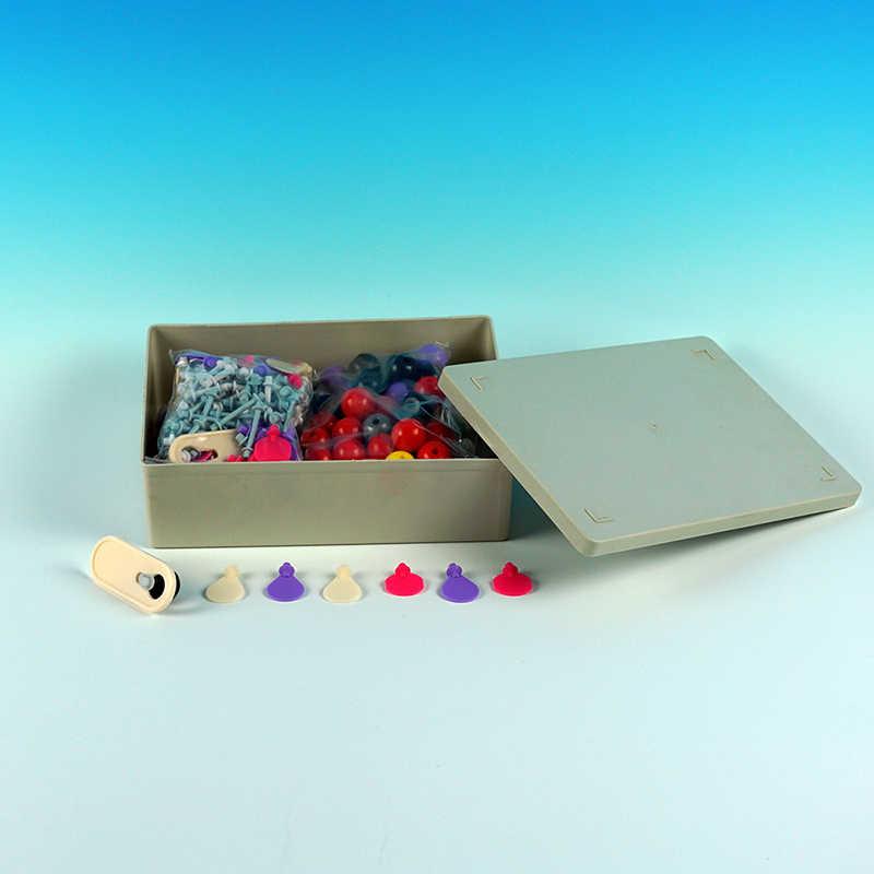 Cocok untuk Sekolah Guru dan Siswa Model Molekul Set Kit Universal dan Kimia Organik Molecularmodelling Mengajar