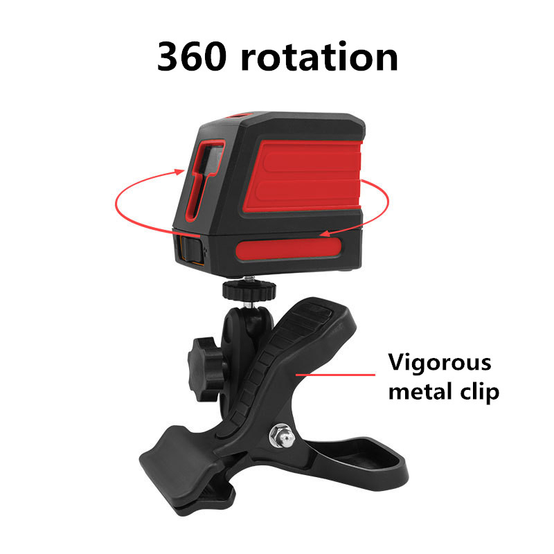 Profession High Grade 360 Laser Level Self-leveling Horizontal And Vertical Cross Super Strong Red Green Beam Second Line