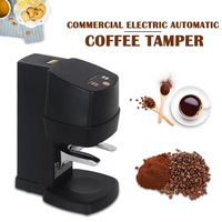 Commercial Electric Automatic Coffee Tamper With Power Supply Stainless Steel 58MM 110V/220V/240V