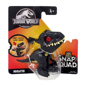 Image 5 - Jurassic World Dinosaur Toy Minifingers Action Figure Move Joints Toys for Children Gift Dinosaurs Model Collection Anime Figure