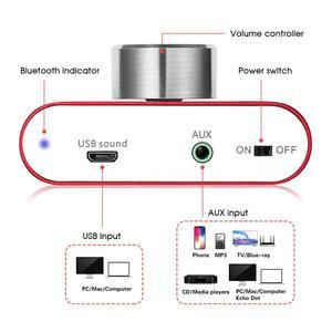 Image 3 - Nobsound מיני Bluetooth 5.0 דיגיטלי מגבר Hifi סטריאו בית אודיו TPA3116 כוח מגברי 50W + 50W רכב מגברי