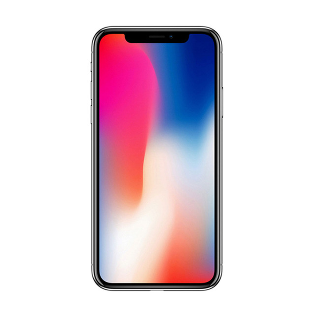 Original Unlocke Apple iPhone X Face ID 64GB / 256GB Hexa Core iOS A11 5.8 inch 12MP Dual Back Camera 4G LTE NFC (Used 95% new)