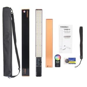 Image 2 - 永諾YN360 iiiハンドヘルドアイススティックledビデオライト 3200 に 5500 5400k ledライト電話によって制御アプリ
