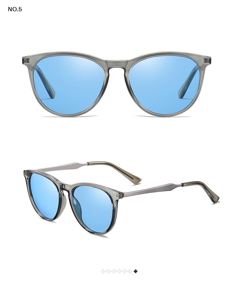 H68581e9d390e43669d40c8a5c700a648d AEVOGUE New Women Polarized Korean Fashion Sunglasses Men Driving Retro Outdoor Glasses Brand Design UV400 AE0816