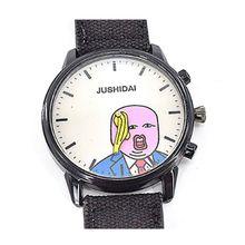 Fashion Trump Watch Makes Trend Student Non-Mechanical Watch Sport Quartz Watch X7JB