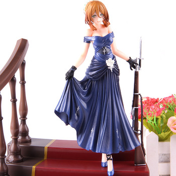 Girls' Frontline Springfield Queen Under the Glim Animation Hand-made Toy Springfield Action Figure PVC Collectible Model Toy фото
