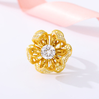 Flocaw Mechanical Flower Blooming Ring 2