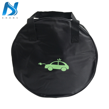 Khons EVSE EV Carry Bag For Electric Vehicle Charger Charging Cables Plugs Sockets Charging Equipment Container image