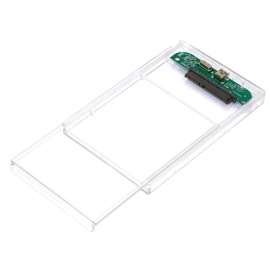 XT-XINTE HDD Case 2.5 بوصة 5Gbps USB 3.0 2.0 إلى SATA أداة مجانية قرص صلب خارجي الضميمة صندوق دعم 3 تيرا بايت UASP بروتوكول