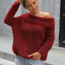 Luxury Sweaters For Women Casual Solid Knitted Hollow Out Long Sleeve Sweater Top Blouse Thin Pullover Jumper Sweater Women 2019(China)