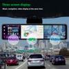 HGDO 12   Car DVR Dashboard Camera  Android 8 1 4G ADAS Rear View Mirror Video Recorder FHD 1080P WiFi GPS Dash Cam Registrator discount